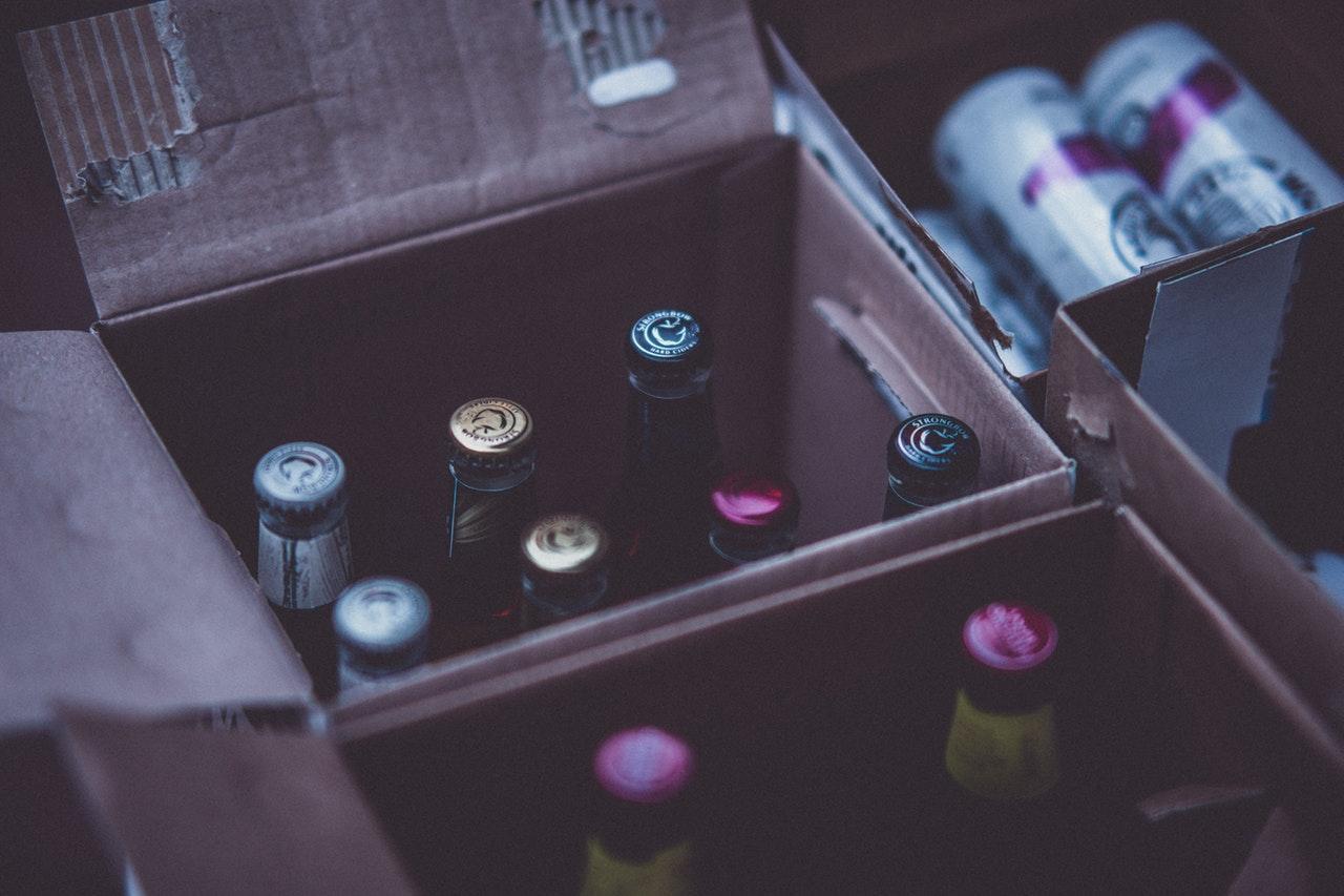 Flaske vs Dåse