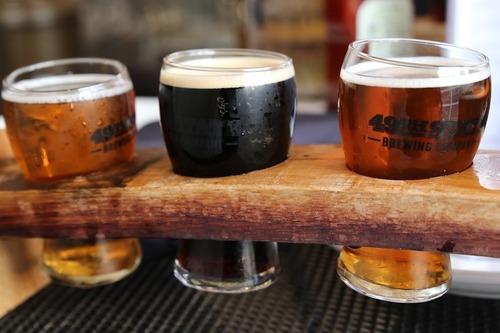 Ølsmagning som gave